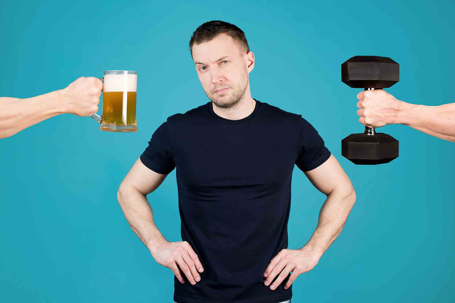 Is It Bad To Workout After Drinking? - FIREBRED NUTRITION